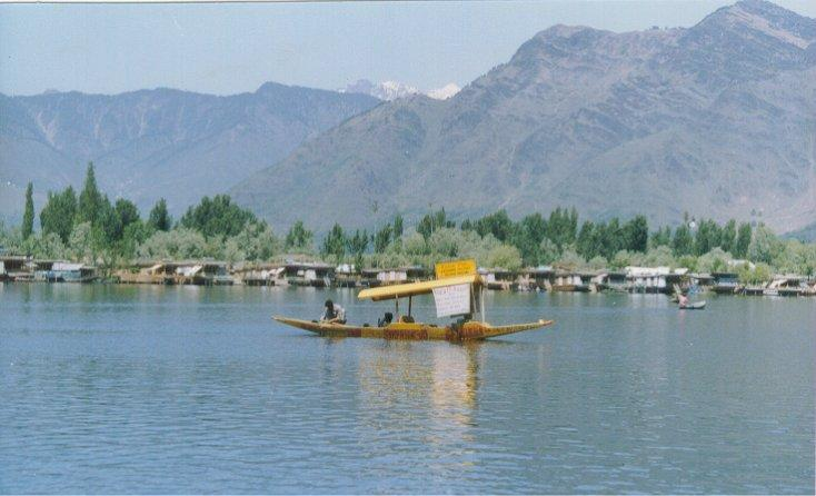 Image result for dal lake